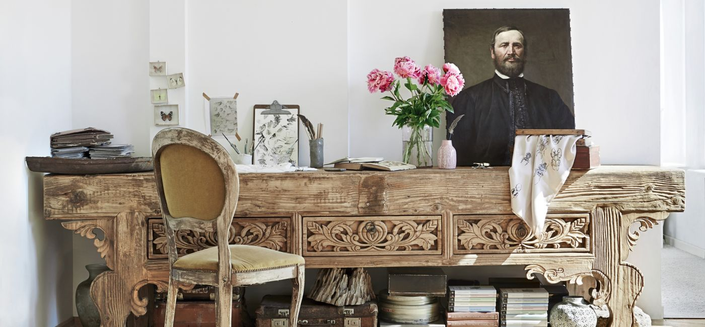jak urządzić przytulne domowe biuro