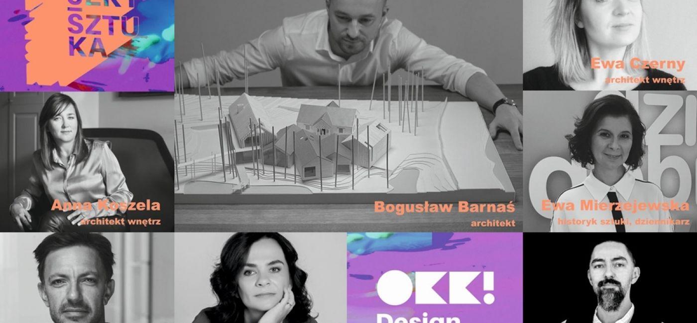 Tematem przewodnim wiosennej 15. już edycji OKK! design jest sztuka. Kreacja jako idea, ale przede