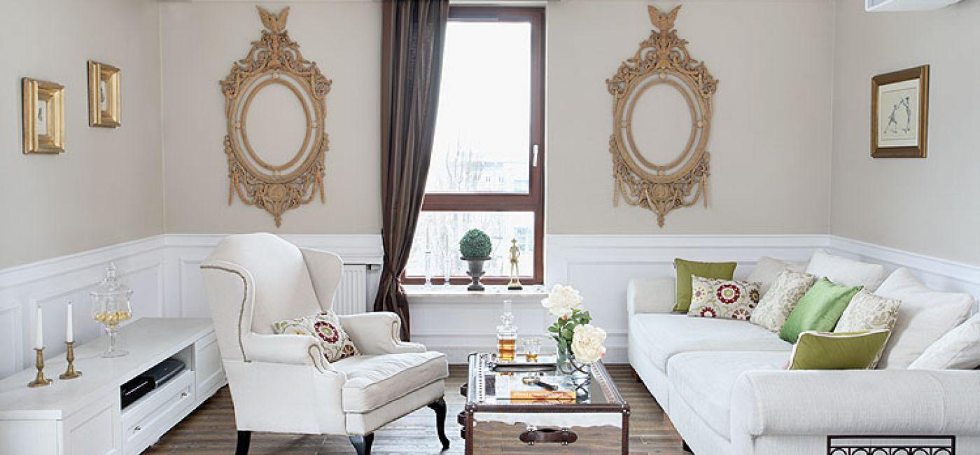 Fotel jest z Savoya Home (poduszki - Coqlila).