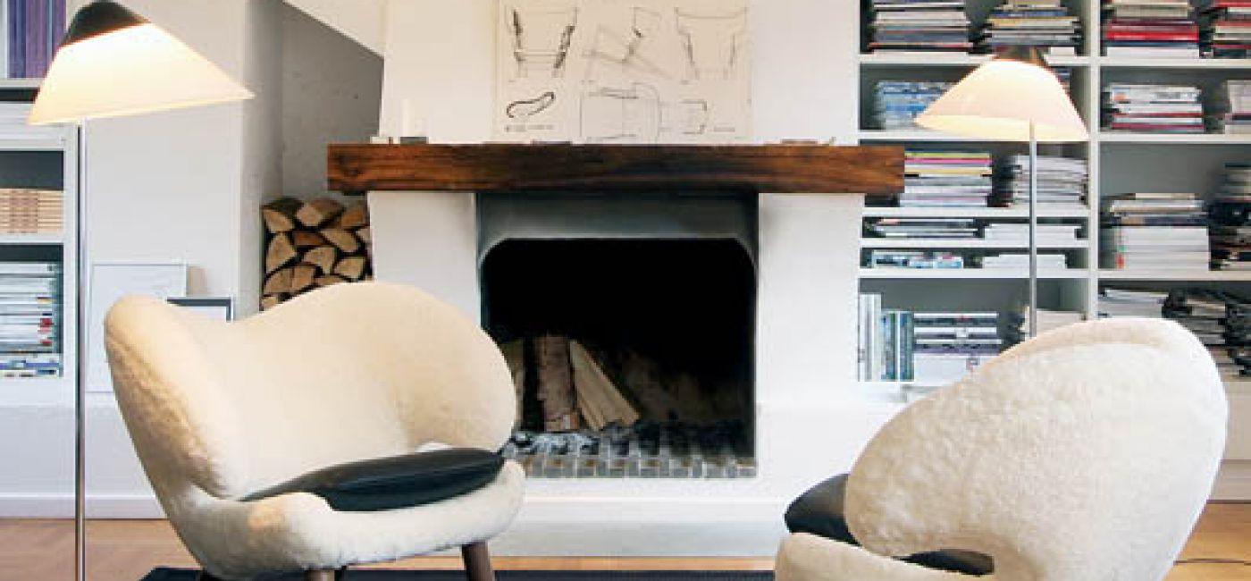 Fotele Pelikan. Ojciec duńskiego designu