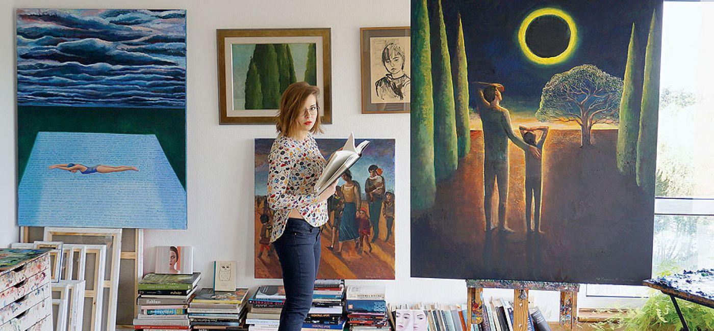 Katarzyna Karpowicz. Katarzyna Karpowicz - wywiad z artystką