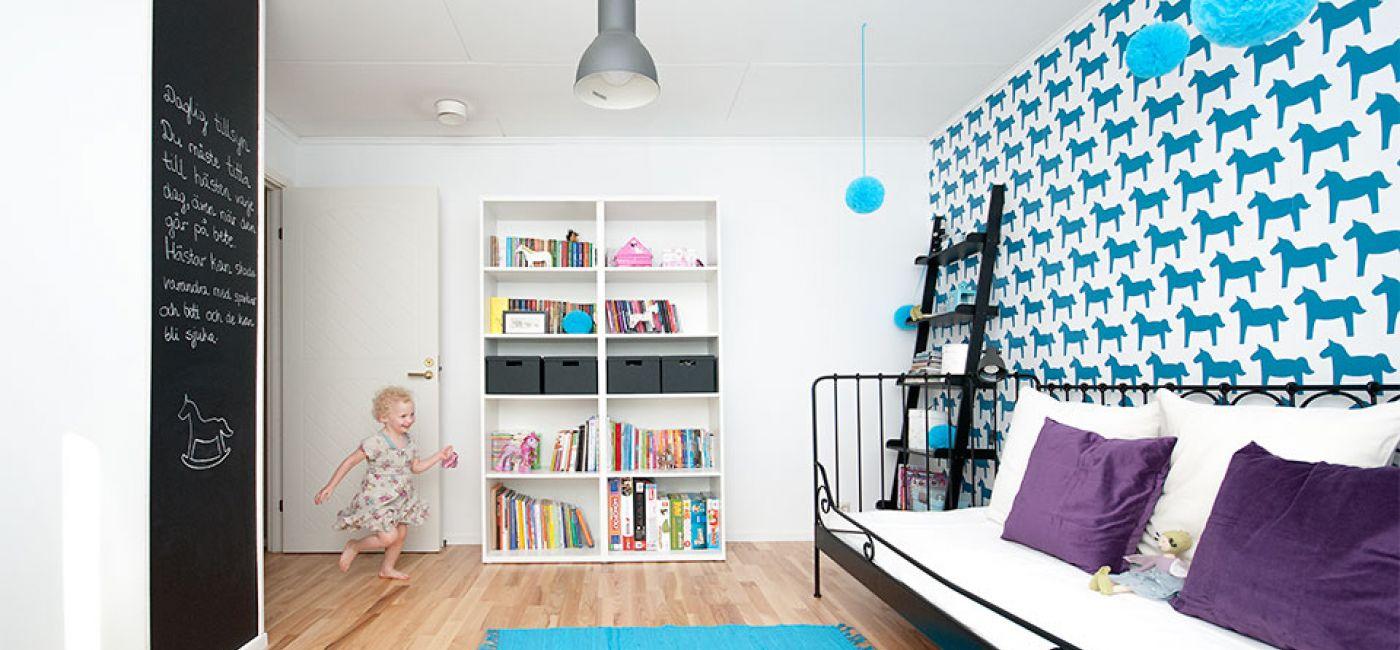 Projektantka wnętrz Monika Adamczyk-Rokicka nawet z niewielkiego pokoju stworzy wielkie królestwo zabawy. Więcej