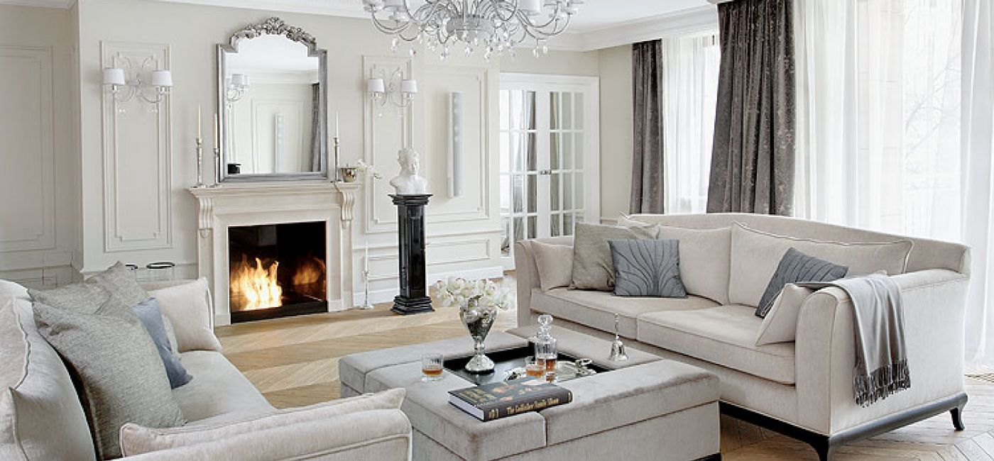 Luksus w męskim apartamencie