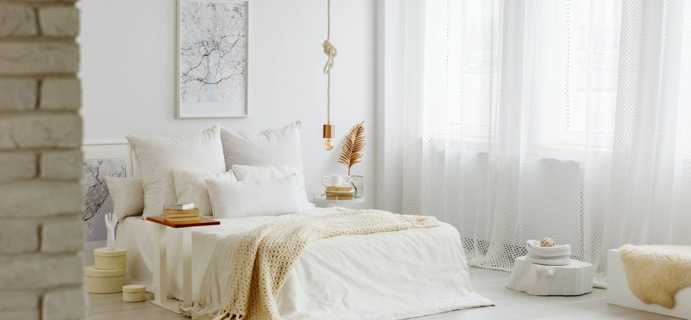 Pościele stylowy wystrój mieszkania i komfort w czasie snu