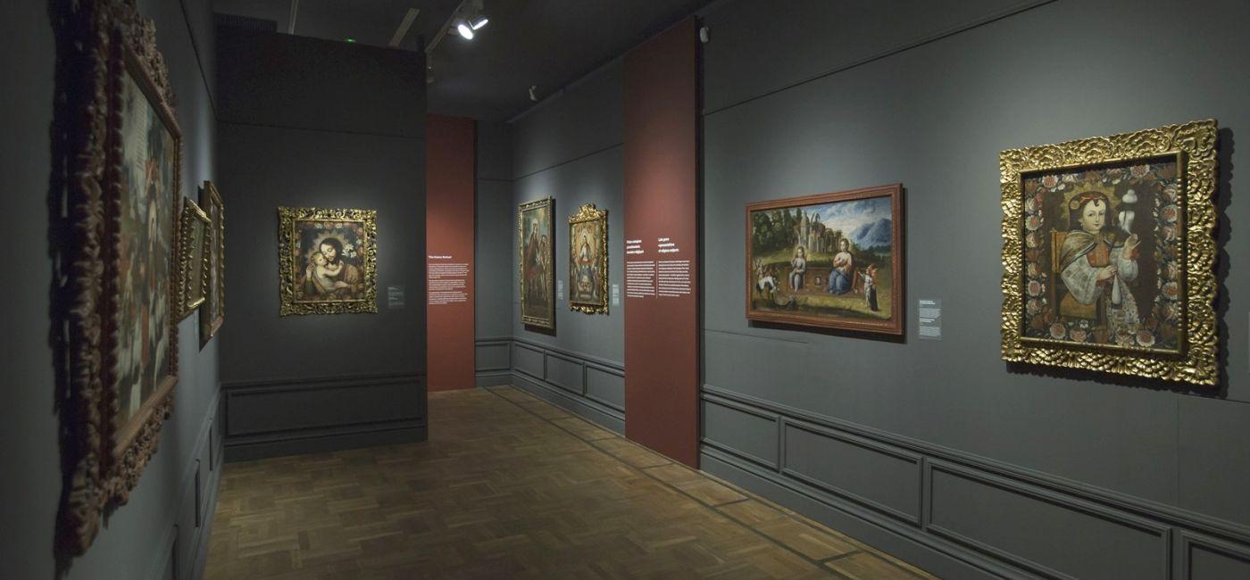 Wystawa w Muzeum Narodowym w Warszawie Sztuka Wicekrólestwa Peru