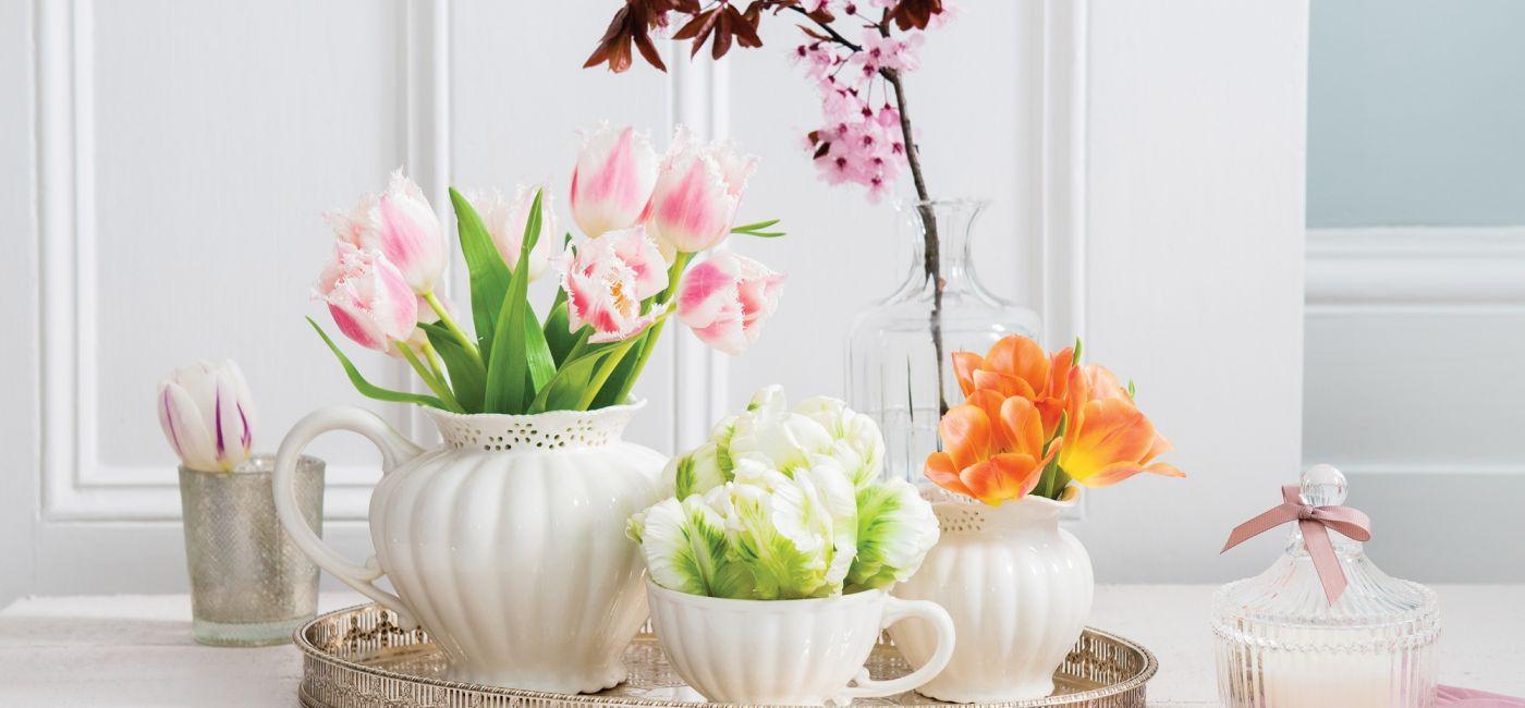 nietypowe wazony na kwiaty