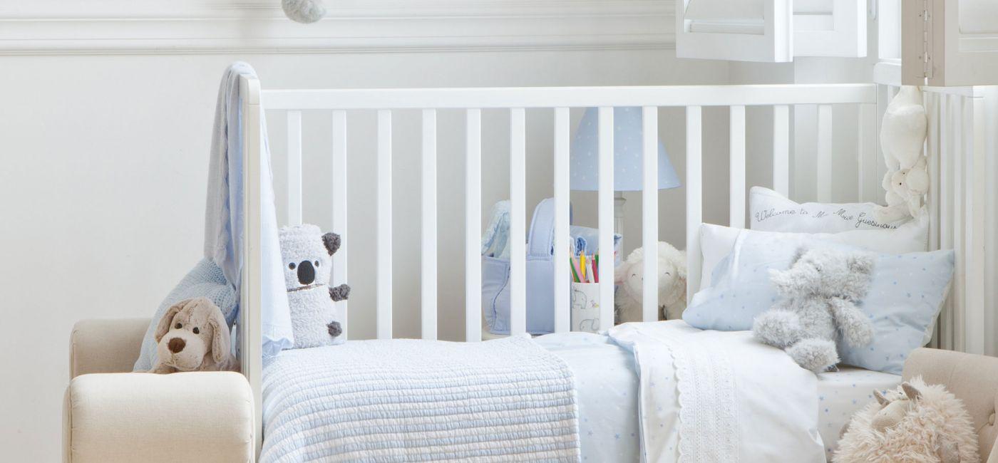 Pokój dla niemowlaka. Inspirujące aranżacje pokoju dla dziecka