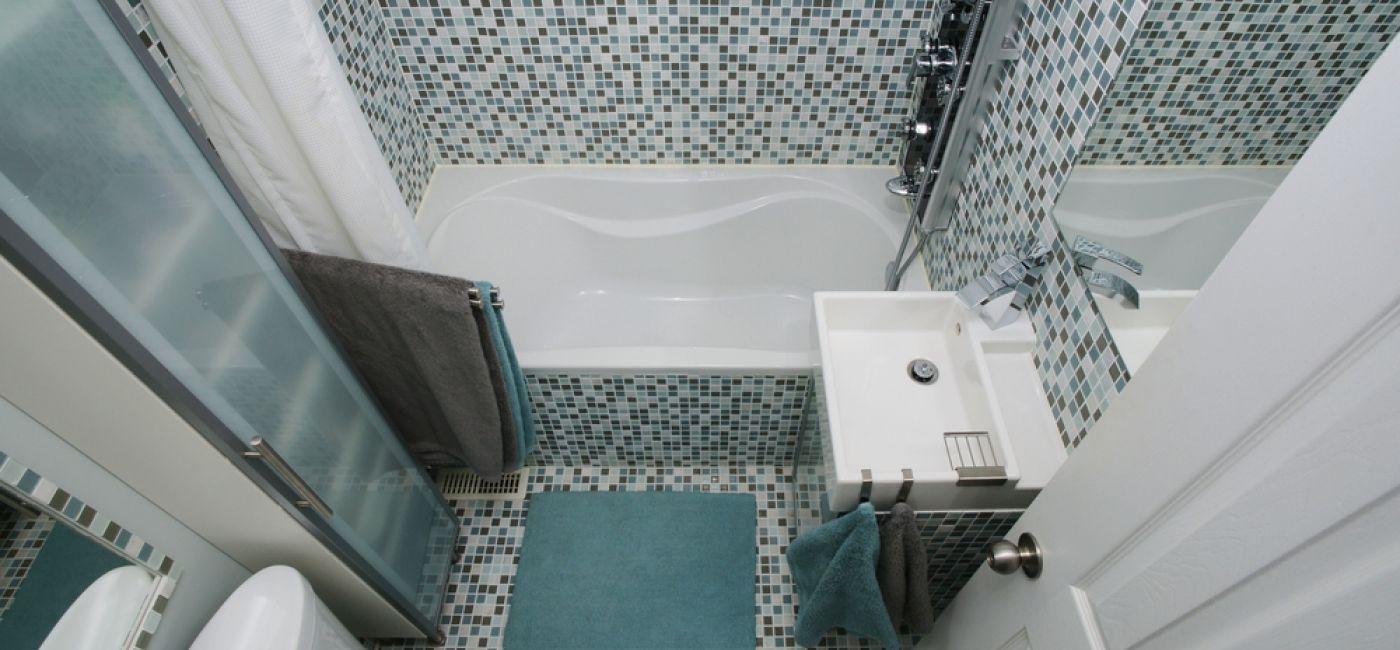 Zdjęcie: Shutterstock. Mała wielka łazienka - jak ją urządzić?