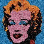 Krzysztof Cichosz, Marilyn, Andy'emu, Ameryce... (wersja B) , 1998