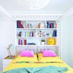 mieszkanie w Poznaniu sypialnia