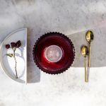 kryształowe naczynia huta julia