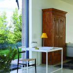 Piero Lissoni minimalistyczne wnętrza