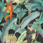 tapeta motyw dżungli