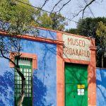 Muzeum Fridy Kahlo. Diego Rivera przekazał dom Casa Azul państwu w 1958 r.