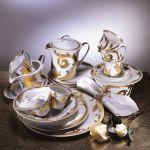 dekoracje Rosenthal Versace kolekcja porcelana Arabesque