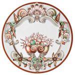 dekoracje porcelana Versace Étoiles de la Mer