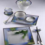 dekoracje porcelana Rosenthal Versace Jungle