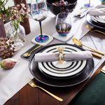 Elegancka dekoracja stołu