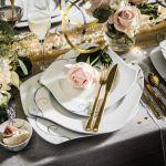 Aranżacja stołu na przyjęcie