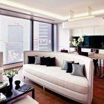 Andrée Putman Apartament projektantki. Kanapa Crescent Moon