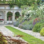 aranżacja ogrodu rzeżby