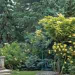 aranżacja ogrodu dekoracje ogrodwe