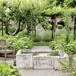 ogród włoski aranżacja