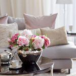 w stylu art deco salon kwiaty