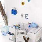 pudełka LEGO do pokoju dziecka