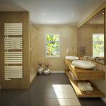 Grzejnik łazienkowe do suszenia