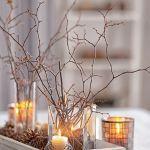 Dekoracje świąteczne na okno - 10 aranżacji do domu