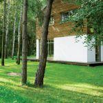 Dom zaprojektowała Małgorzata Sadowska-Sobczyk.