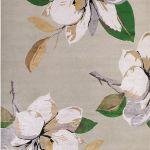 Nowoczesne dywany w kwiaty