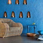 Fotel Balou jest zrobiony z włókna polietylenowego, nylonu i stali. Kosztuje 7830 zł. SQUARE SPACE