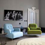 Fotel Harry, od 1272 euro. LIGNE ROSET