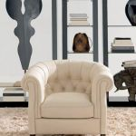 Fotel Queen od Natuzzi. Może być skórzany lub z tkaniny. Cena - 4300 zł. SANIMEX