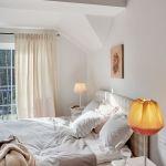 Ich dom jest jak owoc romansu między nowojorskim loftem a francuską kamienicą. Ta ostatnia dominuje, ale trudno się dziwić