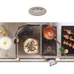 Od nas zależy nie tylko kolor kuchenki i materiał wykończeń, ale też wielkość sprzętu i jego funkcjonalność.