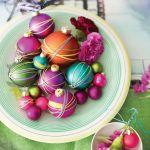Pomysł na dekoracje stołu na Wigilię i Boże Narodzenie