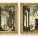 pamiątki z podróży antyki malarstwo