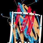 Józef Wilkoń, grafika komputerowa. Elektroniczne Impresje Wilkonia. Wystawa grafiki cyfrowej Józefa Wilkonia w Limited Edition