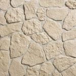 Jura 1 na elewacje - beton imitujący piaskowiec. STEGU