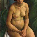 Kiki de Montparnasse , 1920 r. Maurycy Mędrzycki: poeta prowansalskiego pejzażu