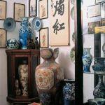 Kolekcja naczyń i grafik. Słabość do Dalekiego Wschodu