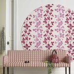 tapeta różowa