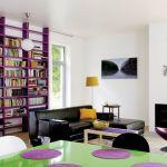 Kolory w salonie naładowują energią.