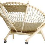Krzesło-koło z 1986 r. Maestro od krzeseł