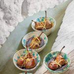 kuchnia włoska Gruszki w sosie primitivoso