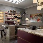 aranżacja wnętrza kuchnia w angielskim stylu