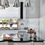 biała kuchnia w stylu hampton